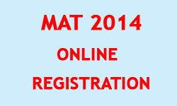 MAT 2014 Application Form Image