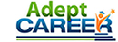 Adeptcareer.in header logo